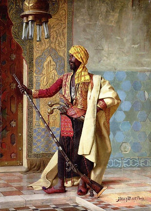 The Harem Guard by Jean Discart.jpg