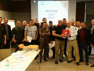 PLUSECON COMBAT CARE TRAINING