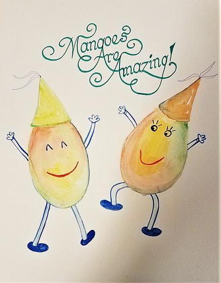 Mangos are Amazing