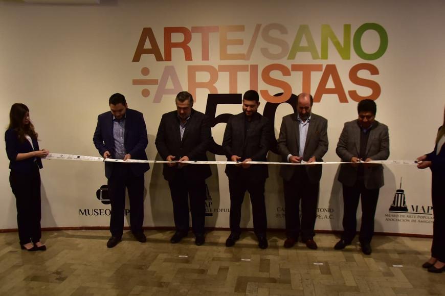 Opening 'Popular Art Museum' MAP, 2017