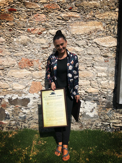 Award for contribution to culture | 2019
