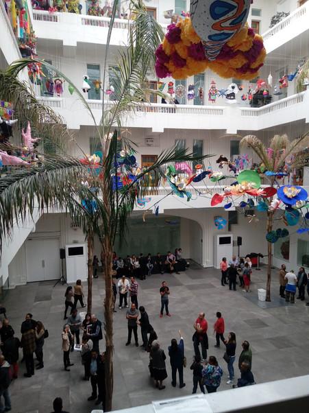 Opening Opening 'Popular Art Museum' MAP, 2017