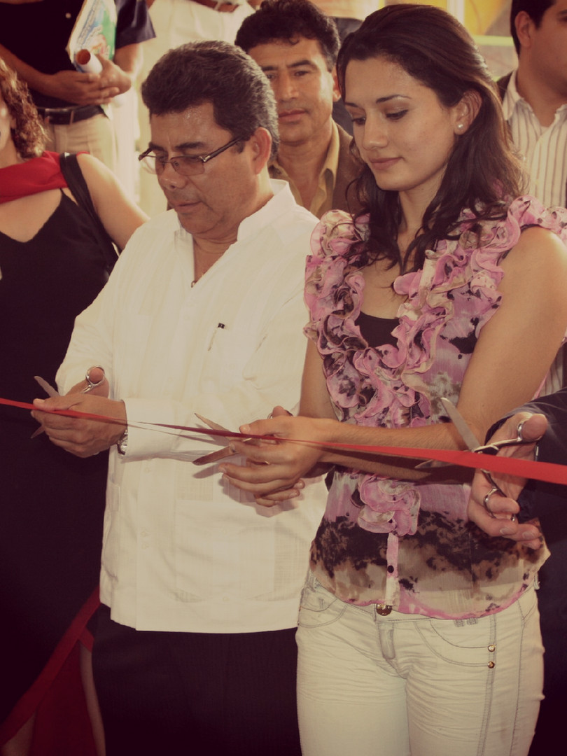 "Opening ""Technology and Science Museum"" Chiapas, Mexico 2009"