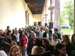 Opening of the Exhibition 'Genesis in principio'