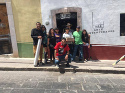 Mexico | Artists community 2016