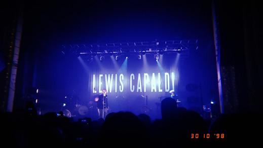 Lewis Capaldi at Bournemouth O2 Academy