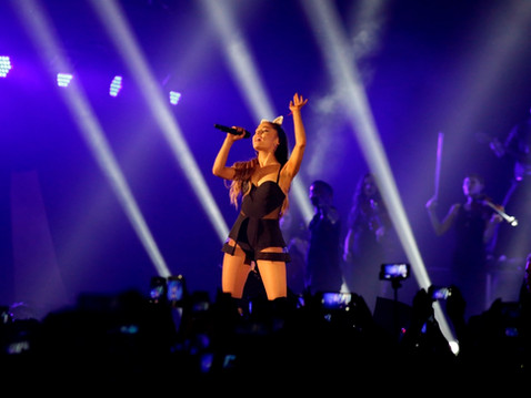 Ariana Grande: Positions (Deluxe) Review - Princess of Pop's small treat is nothing too special
