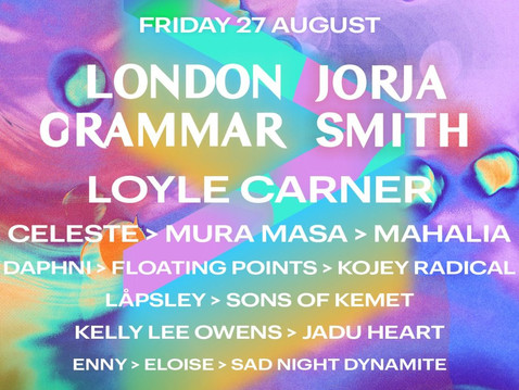All Points East Announce London Grammar, Jorja Smith and Many More
