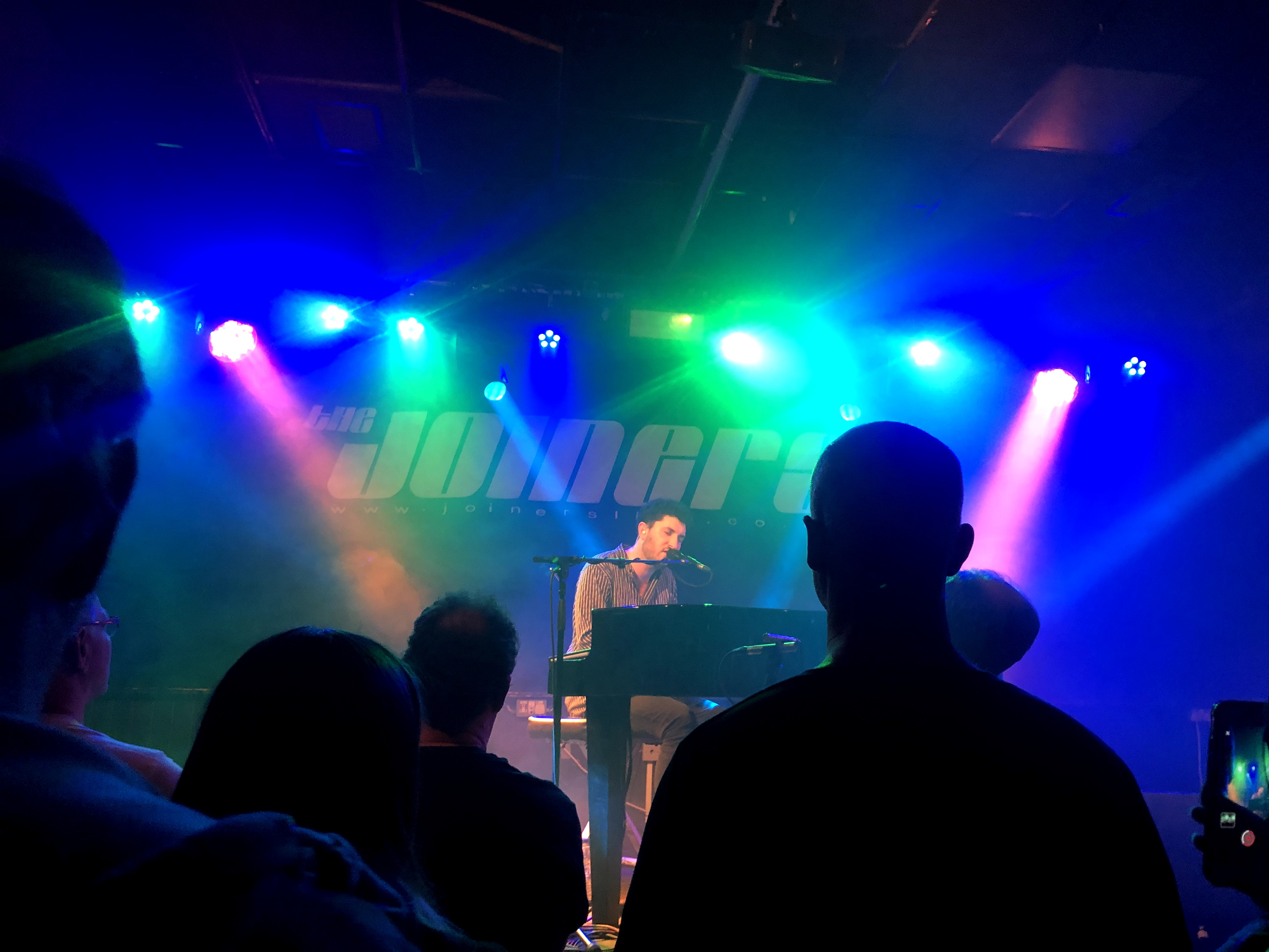 Rising Star Billy Lockett at the Joiners, Southampton