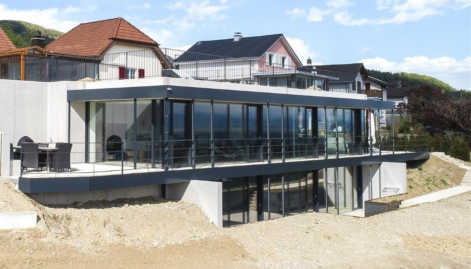 Neubau Sieboth Architektur GmbH