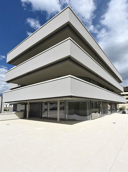 Neubau Solothurn Architekten