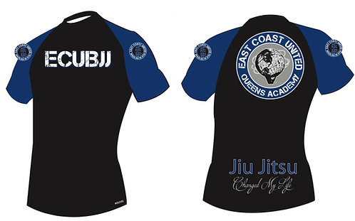 Blue Belt Rashguard