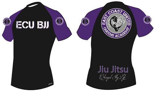 Purple Belt Rashguard