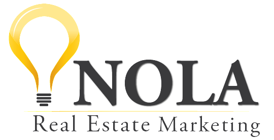 NOLA Real Estate Marketing Logo