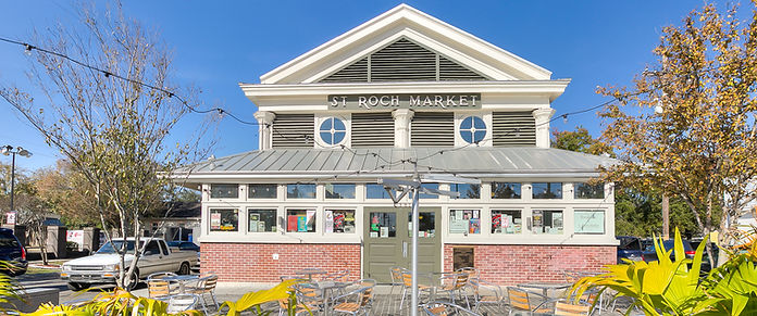 St. Roch Market - NOLA Real Estate Marketing and Photography
