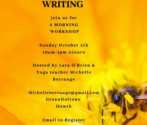 Yoga and Writing