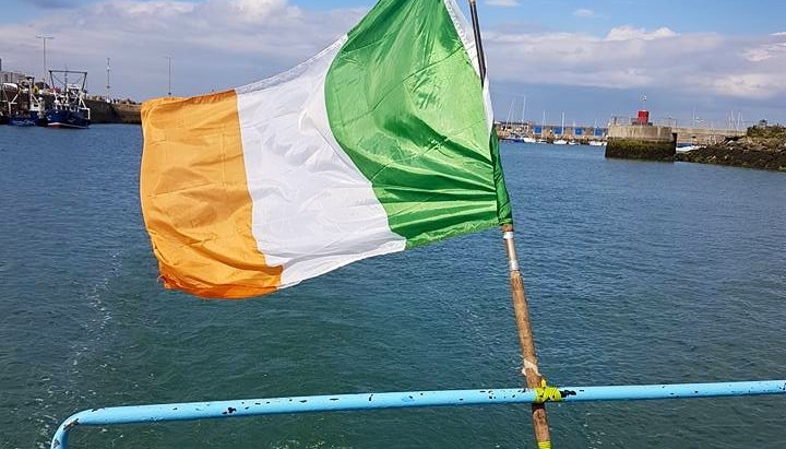 Gratitude from Howth