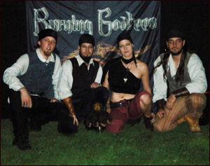 Burning Goatees Piraten