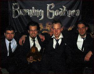Burning Goatees Business