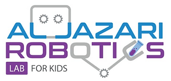 Al Jazari Robotics LAB for kids logo