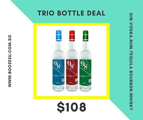 3 Bottles Bundle Deal