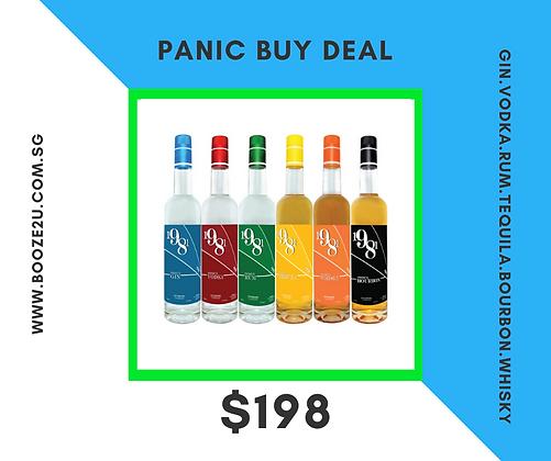 6 Bottles Bundle Deal