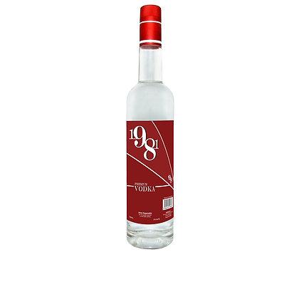 1981 Vodka