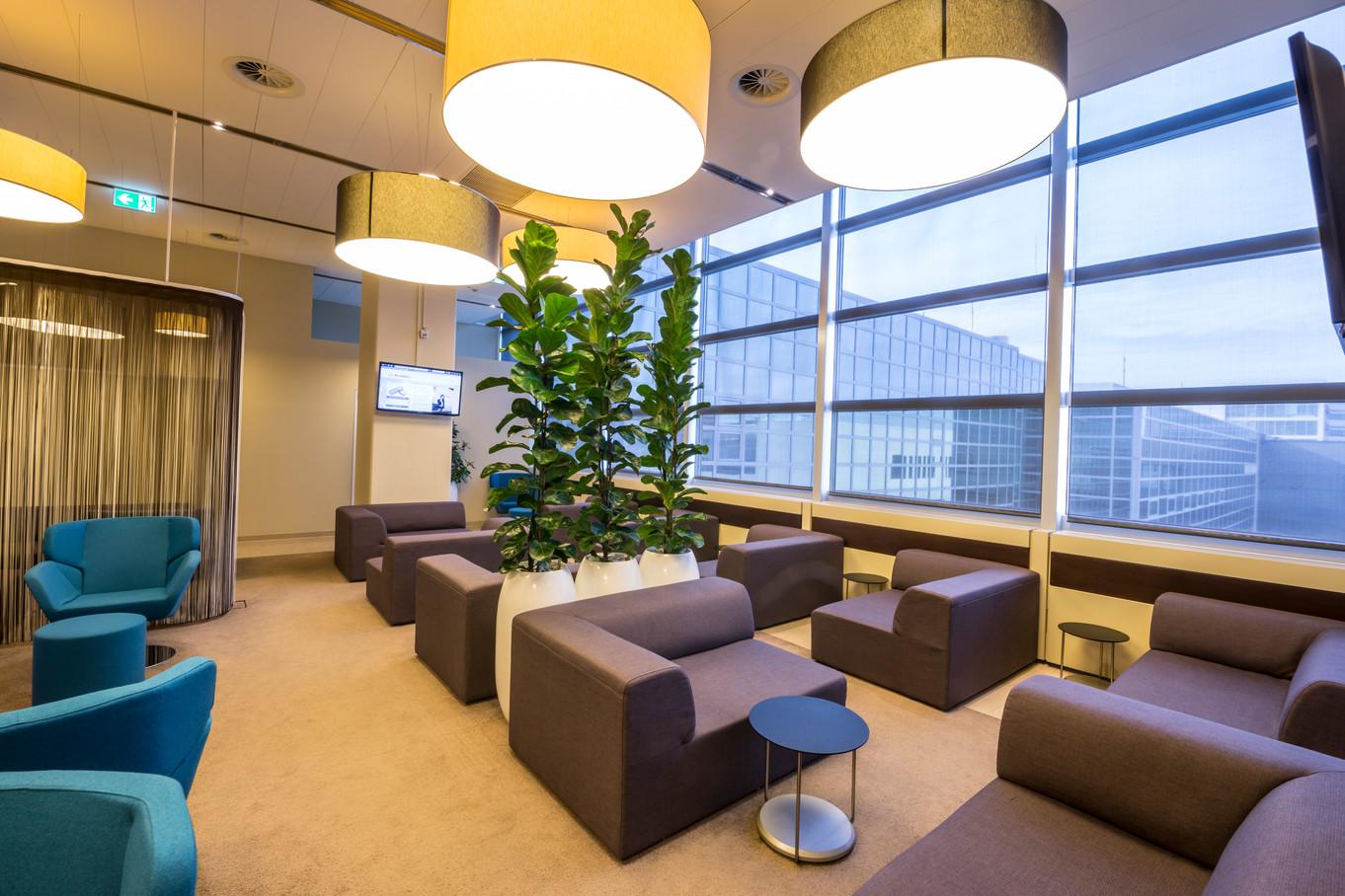 Sky Lounge - Frankfurt Flughafen