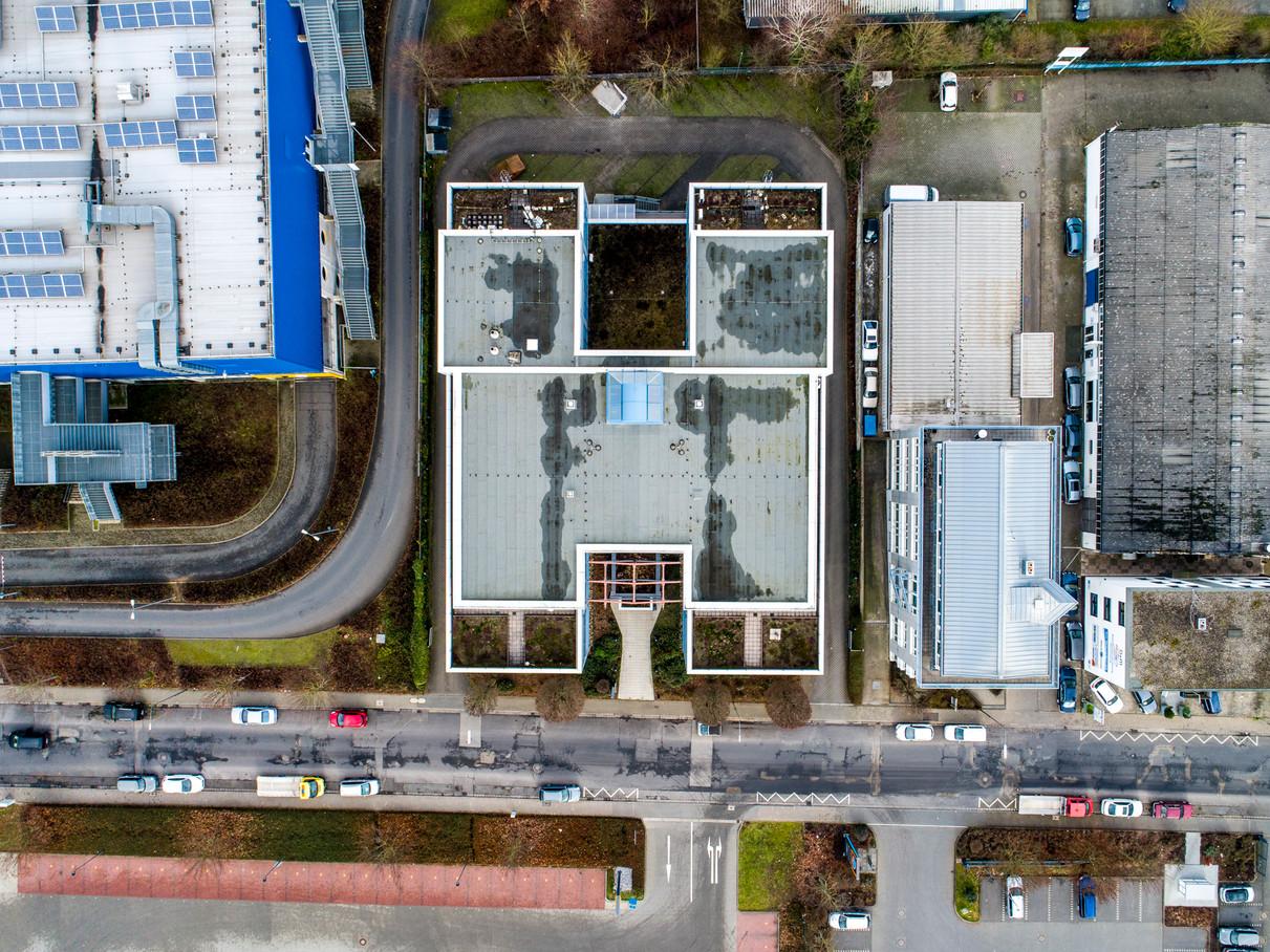 Bürogebäude B81 - Frankfurt
