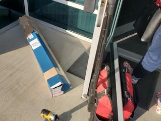 Commercial Pushbar installation Orange County, CA