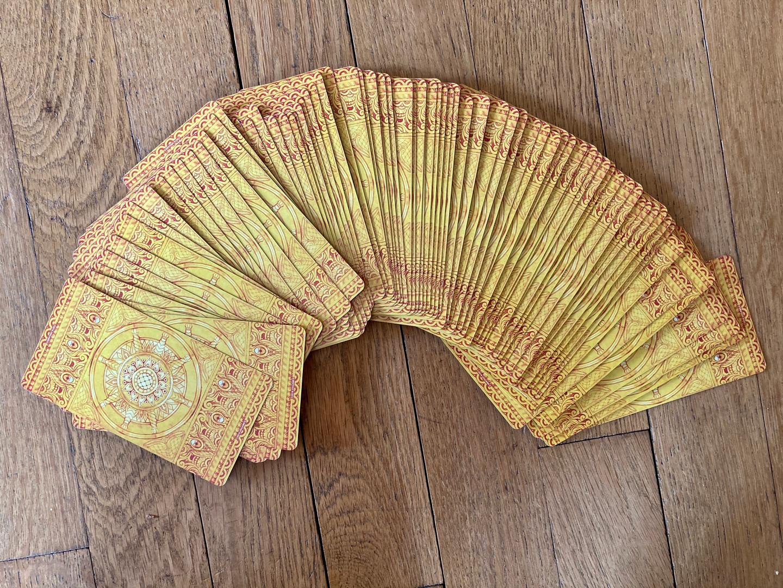 Cartes tarot