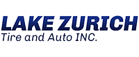 Lake Zurich Tire & Auto Logo