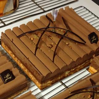 Gâteaux Opéra