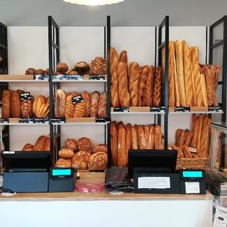 Vitrine à pain
