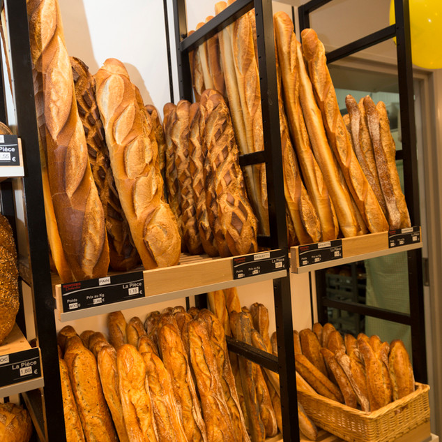 Pain et Baguette Tradition