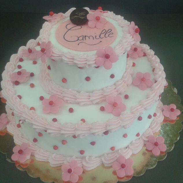Gâteaux d'anniversaire en Wedding Cake