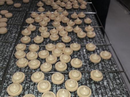 Conception de macarons