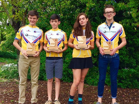 Four Mission Source Juniors win the GCS!