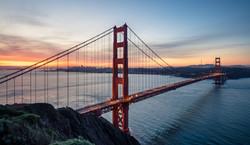Golden Gate Bridge 6:00