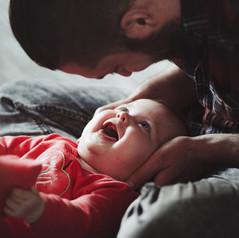 Papa & bébé