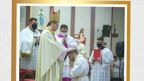 Ordenação Diaconal I  Alex Souza