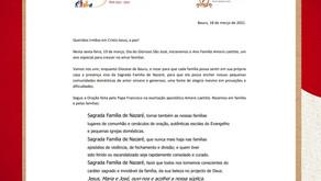 o Ano Família Amoris Laetitia -            Pe. Giuliano – Ayres e Andrea