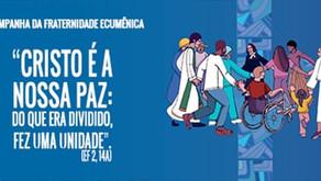"""Campanha da Fraternidade 2021 -""""Fraternidade e Diálogo: compromisso de amor"""""""