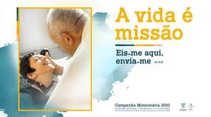 Mês Missionário 2020 - Setor Ação Missionária da Diocese de Bauru