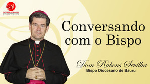 O GRUDE DA ALMA - Conversando com o Bispo de 8 de novembro de 2020.