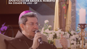 Dom Rubens Sevilha, OCD é nomeado Administrador Apostólico da Abadia S. Noberto na cidade de Jaú - S