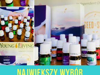 Poznaj najwyższej klasy terapeutyczne olejki eteryczne Young Living w Warszawie.