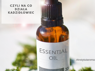 Zastosowania olejku eterycznego z kadzidłowca (Frankincense)