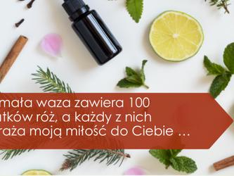 Warszawa pachnąca olejkami eterycznymi!