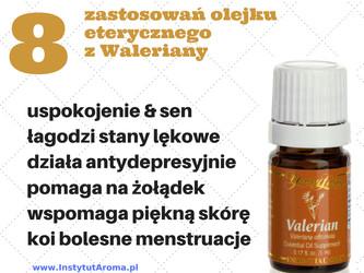 Olejek Walerianowy (kozłek) - 8 sposobów jak go wykorzystać na codzień.